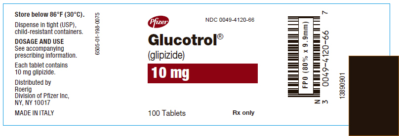 PRINCIPAL DISPLAY PANEL - 10 mg Tablet Bottle Label